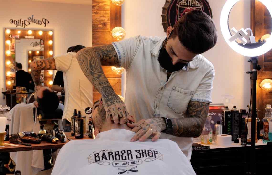 Barber João Rocha