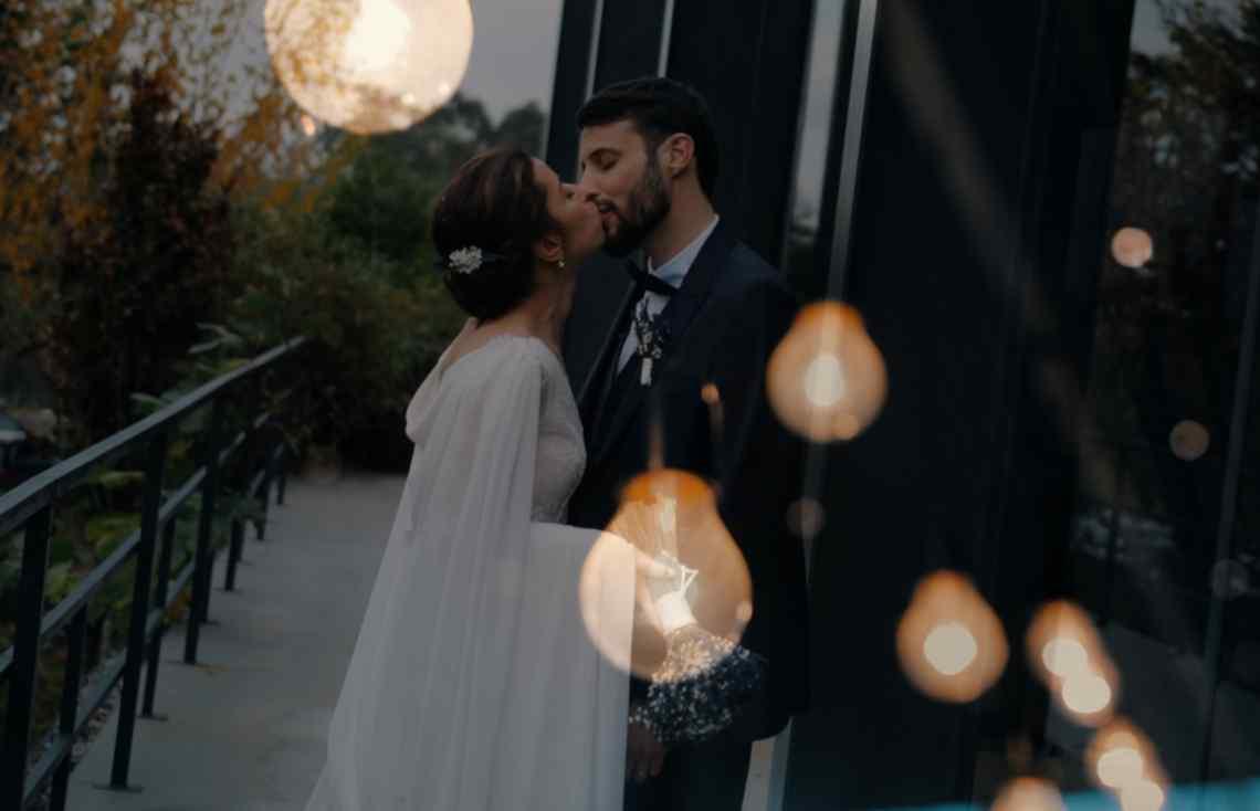 Casamento de Sílvia e António